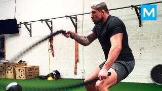 Brendan Schaub Strength & Conditioning Training