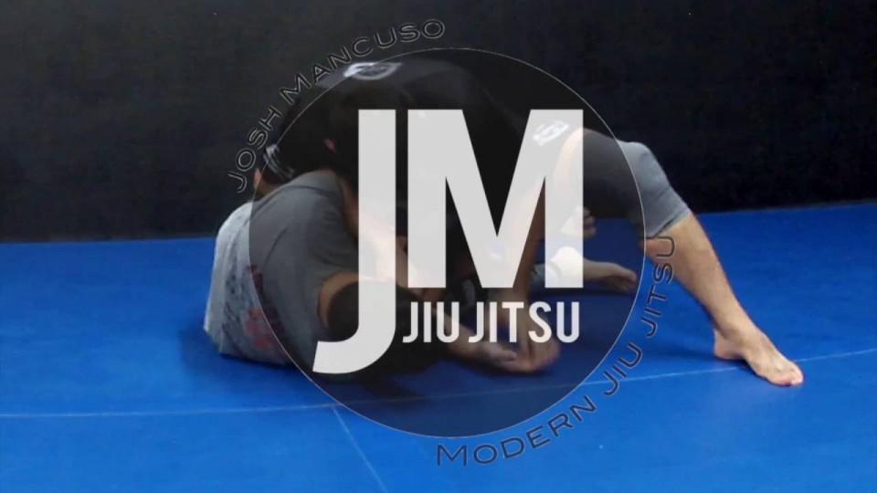 NoGi Leg Drag vs Half Guard – Josh Mancuso